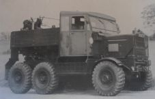 Scammell Explorer.Tractor breakdown.Spare parts list